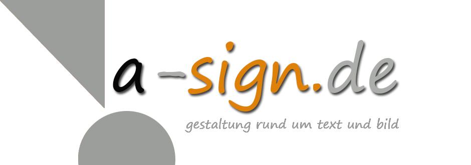 a-sign.de